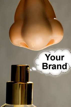 Does your brand smell?