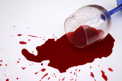 Wine Spill - Spillover Effect
