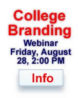 Free Webinar - College Branding