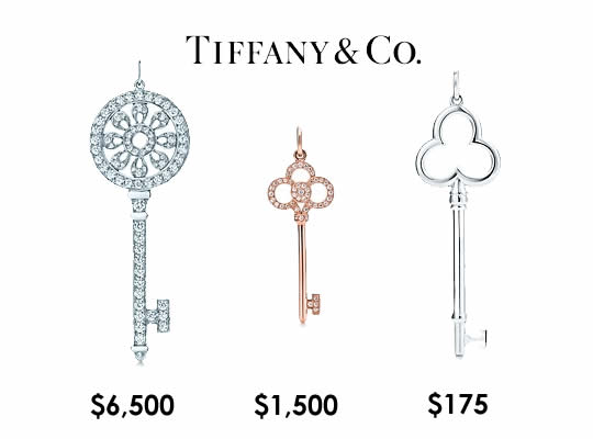 Tiffany Keys