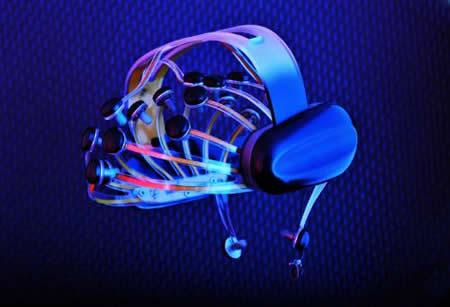 Mynd headset from Neurofocus