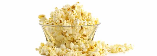 false popcorn memories