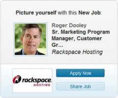 Rackspace ad