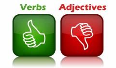 Verbs vs. Adjectives