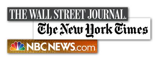 WSJ NYT NBC