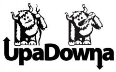 UpaDowna logo