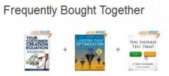 Conversion book grouping at Amazon