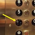 Lobby button