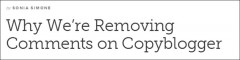 copyblogger removes comments